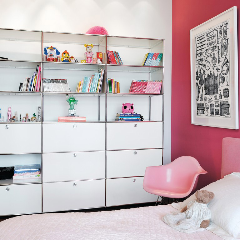 usm haller systemm bel bei seipp wohnen. Black Bedroom Furniture Sets. Home Design Ideas