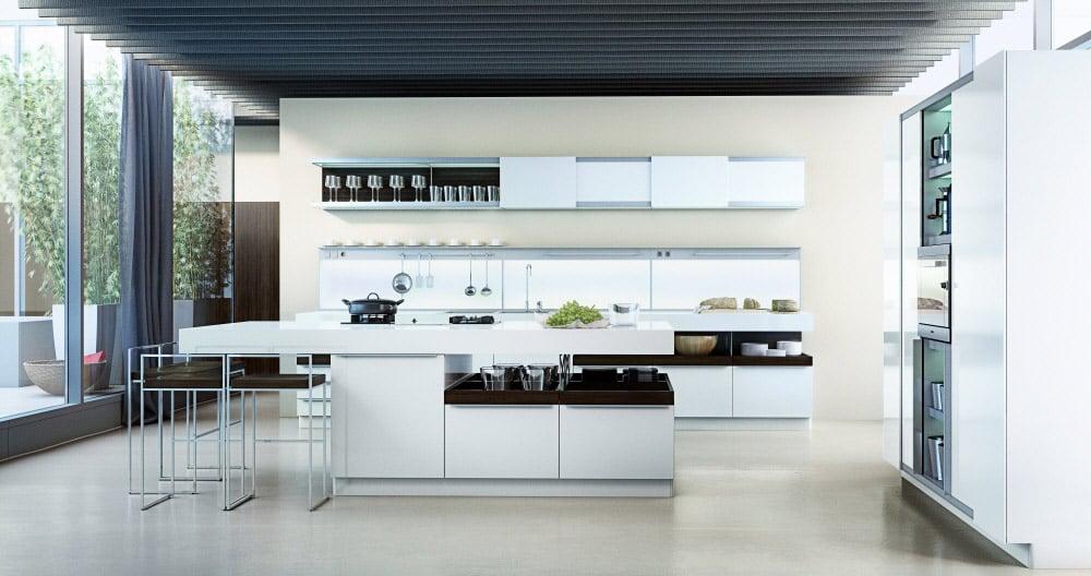 Hochwertige küchenmöbel  Hochwertige Küchen von Poggenpohl