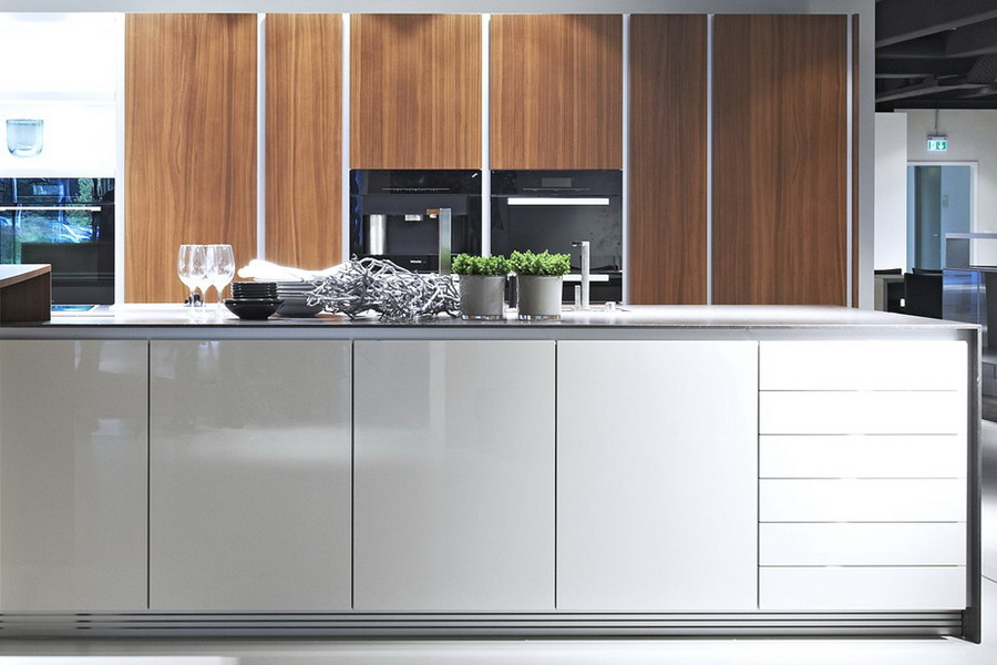 hochwertige k chen von poggenpohl. Black Bedroom Furniture Sets. Home Design Ideas
