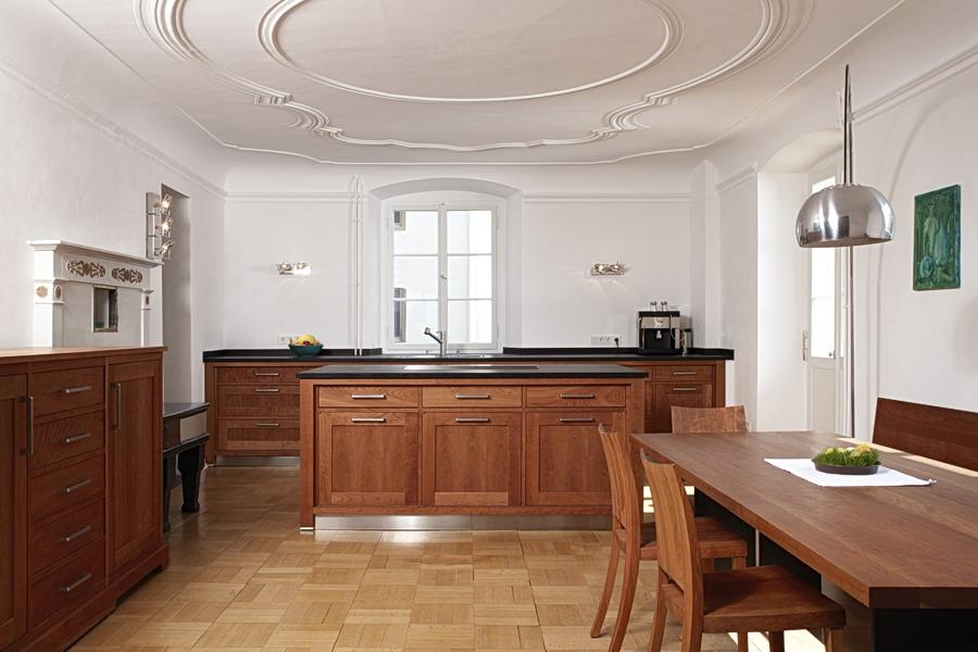 Küche Riva | Kuchen Referenz Riva Massivholzkuche Mit Miele Einbaugeraten