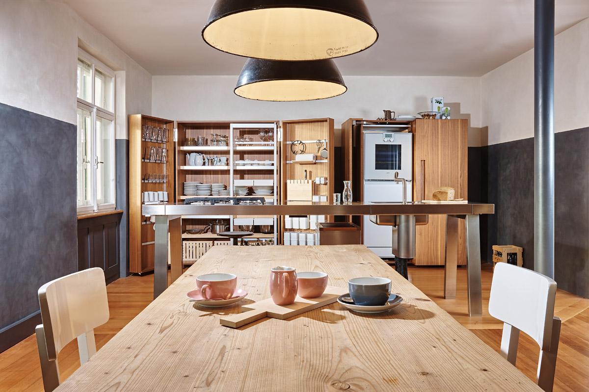 Bulthaup B2 küche bulthaup b2 mit einbaugeräten miele und gaggenau