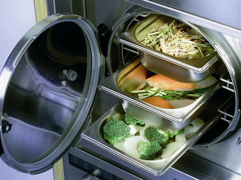 Seipp kocht kochevent im kuchenstudio bei seipp wohnen for Combi dampfgarer