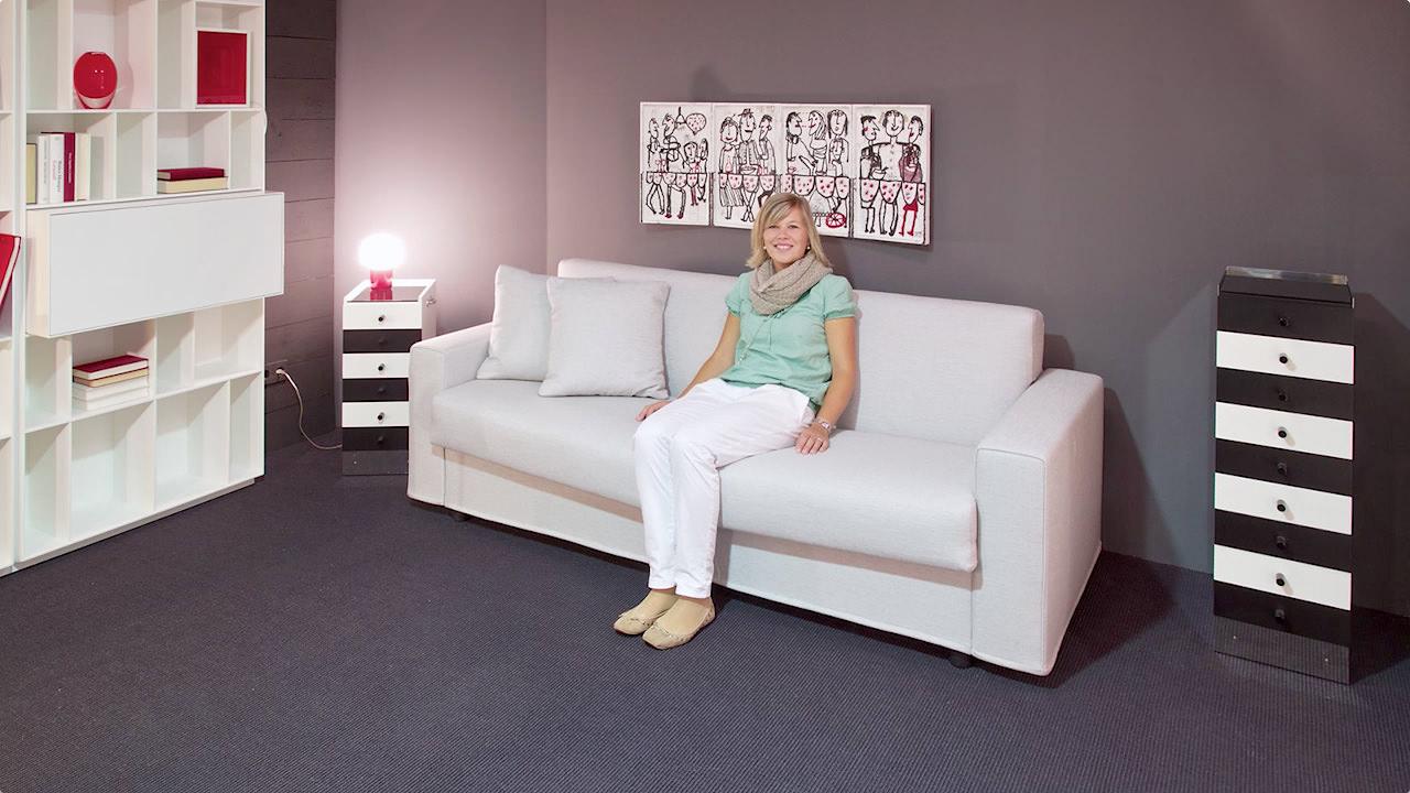 schlafsofas und bettsofas von bodema z b schlafcouch joao. Black Bedroom Furniture Sets. Home Design Ideas