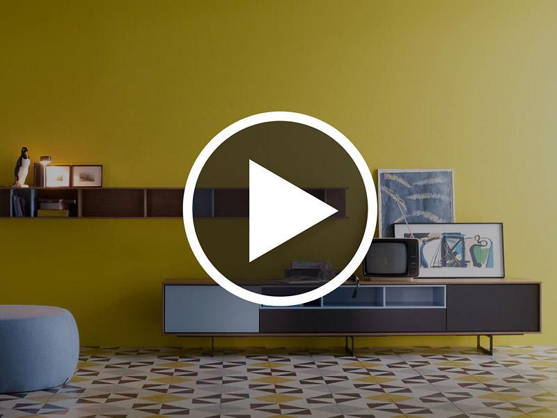 sideboards und wohnm bel von treku. Black Bedroom Furniture Sets. Home Design Ideas