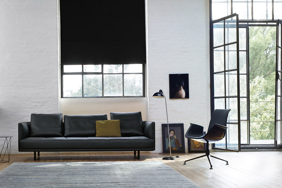 walter knoll hochwertigste polsterm bel aus deutscher. Black Bedroom Furniture Sets. Home Design Ideas