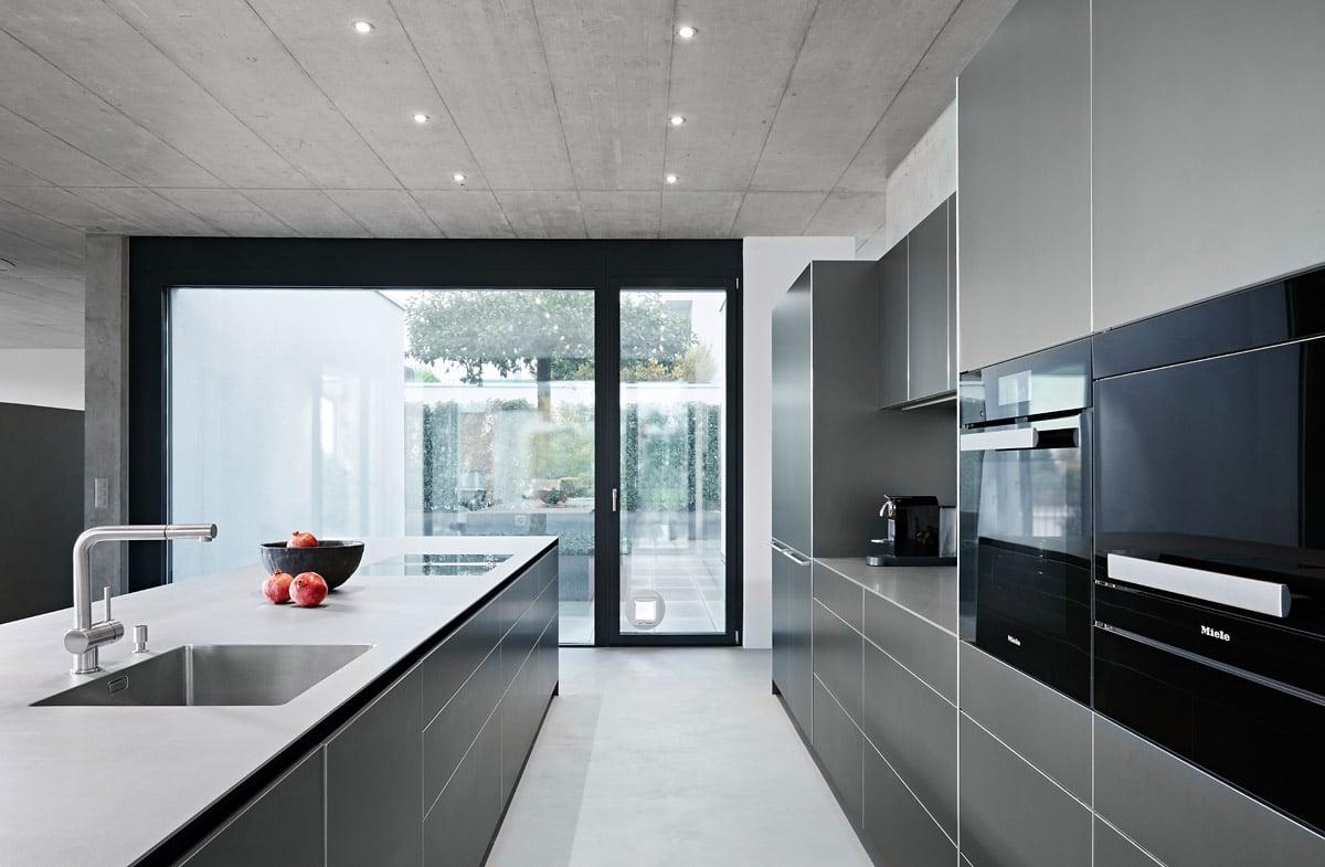 Küche Architektur architektur trifft design als einrichtungsreferenz