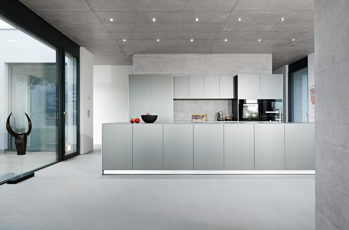 Architektur trifft design als einrichtungsreferenz for Designer wohnen