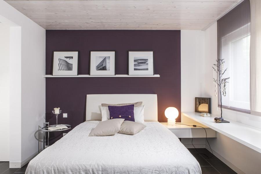 kundenreferenz wohnen f r eine person architektenhaus mit exklusiver einrichtung. Black Bedroom Furniture Sets. Home Design Ideas