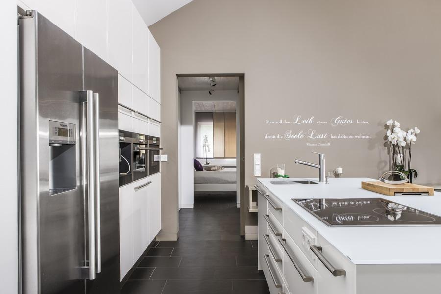 Kundenreferenz Wohnen Fur Eine Person Architektenhaus Mit