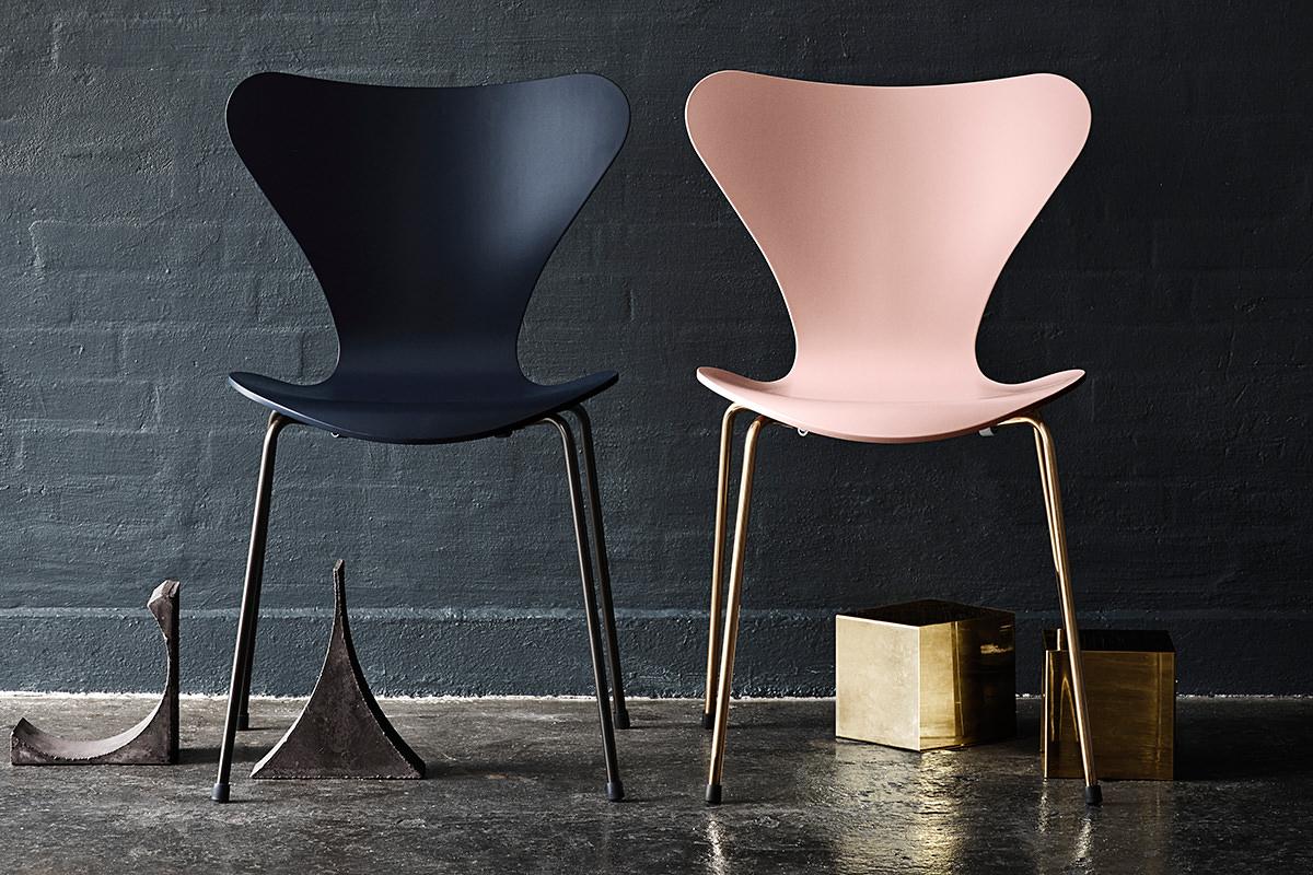 Fritz Hansen Serie 7™ Stuhl Sonderedition für 611 €