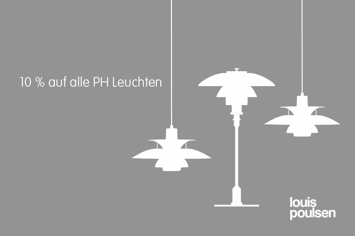 10% Nachlass Auf Alle PH Leuchten Von Louis Poulsen