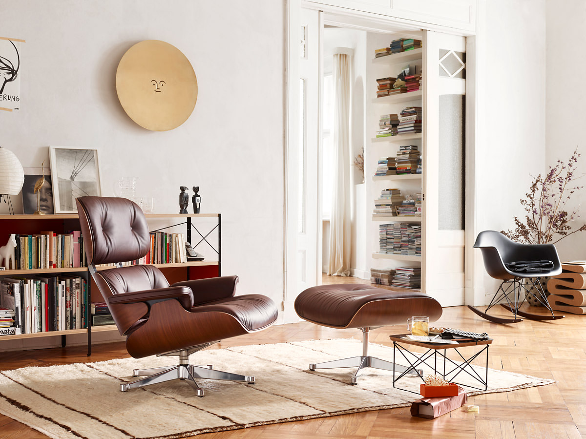 Seipp News // Edition 47 // Weihnachtsimpressionen, Vitra Lounge Chair Atelier in Tiengen, Aktionen