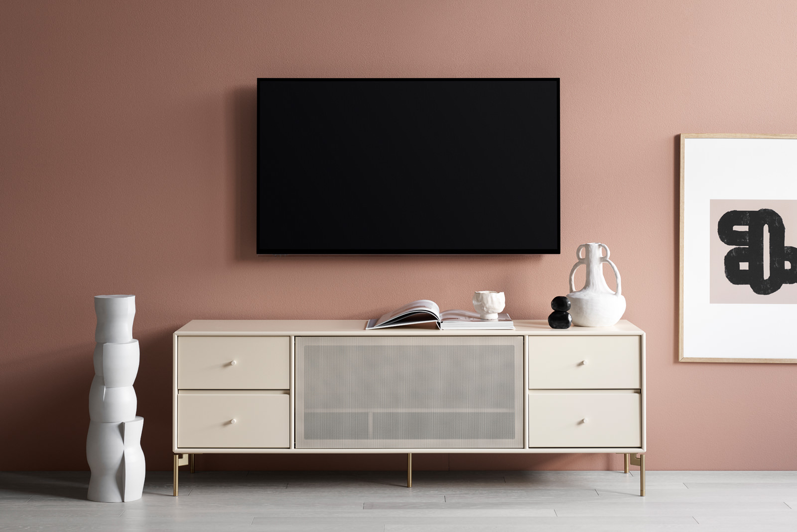 Montana Sound & TV Sideboard Aktion