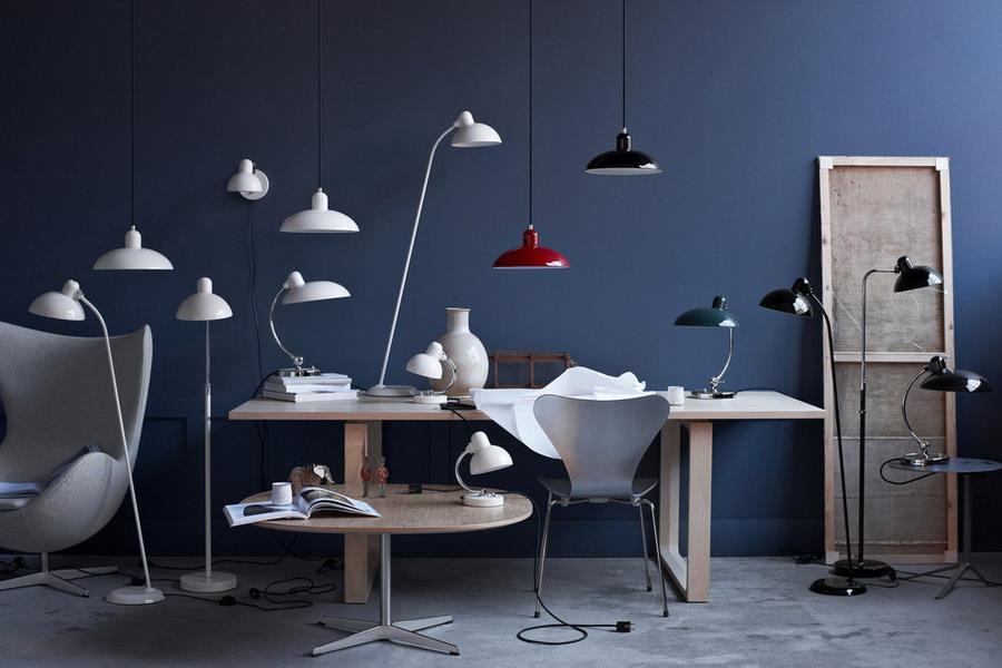 kaiser idell steh und tischleuchten design christian. Black Bedroom Furniture Sets. Home Design Ideas