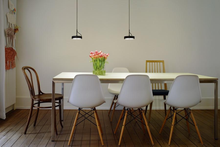 die neue leuchtenfamilie u turn design michel charlot. Black Bedroom Furniture Sets. Home Design Ideas