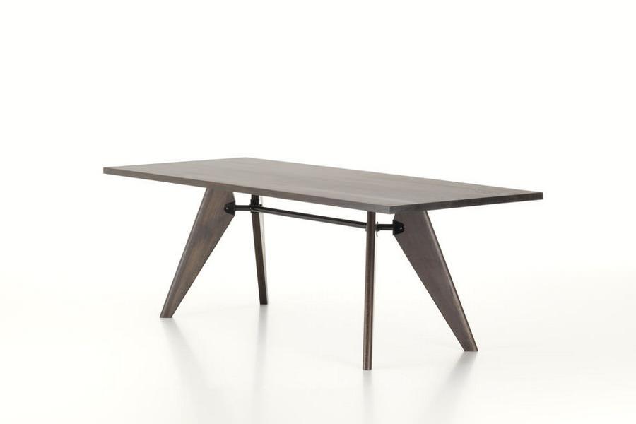 aktion vitra beim kauf von sechs ausgew hlten st hlen von jean prouv erhalten sie einen stuhl. Black Bedroom Furniture Sets. Home Design Ideas