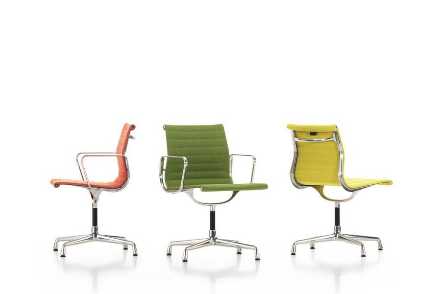 aktion vitra beim kauf von sechs st hlen eames alu chair. Black Bedroom Furniture Sets. Home Design Ideas